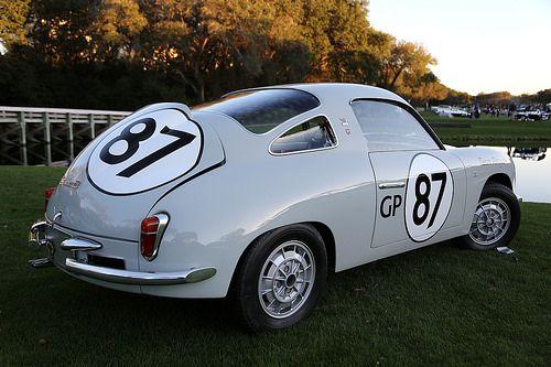 Fiat Abarth Record Monza Zagato 1959 2
