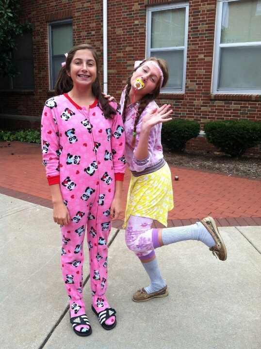 Kid Day Spirit Day Outfit Ideas
