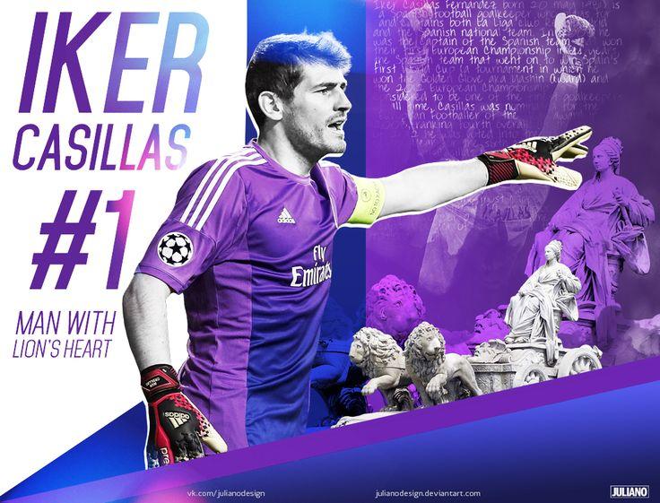 Iker Casillas Is Worlds Best Goalie