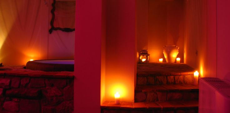 Spa Suite #itrebaroni #tuscany #wellness #casentino