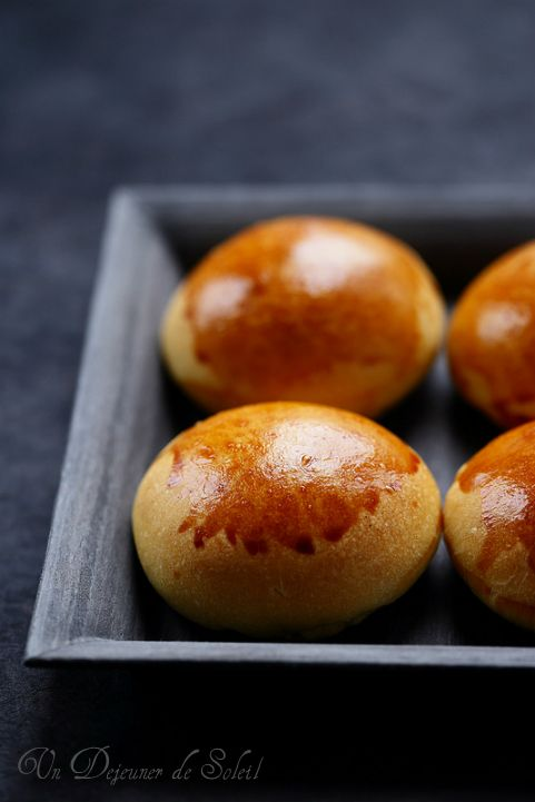 Petits pains à l'huile d'olive - Panini all'olio