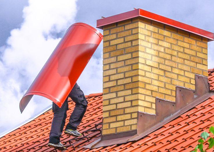 Skydda skorstenen med skorstenshuv