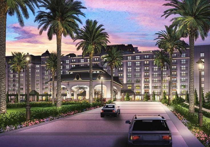 Early Look: Disney Riviera Resort at Disney World