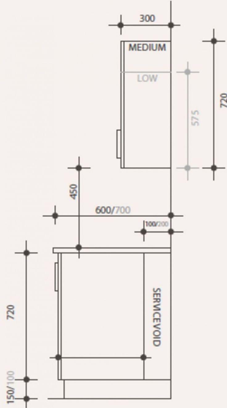 Standard Height Between Kitchen Cabinets 9 in 9   Kitchen ...