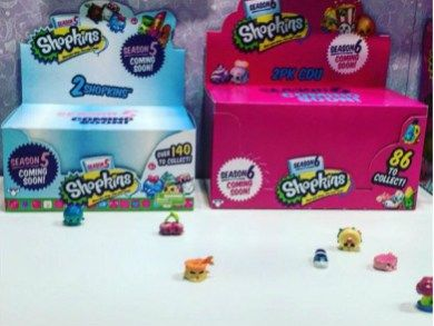 Shopkins Season 5 And 6 Promo Boxes