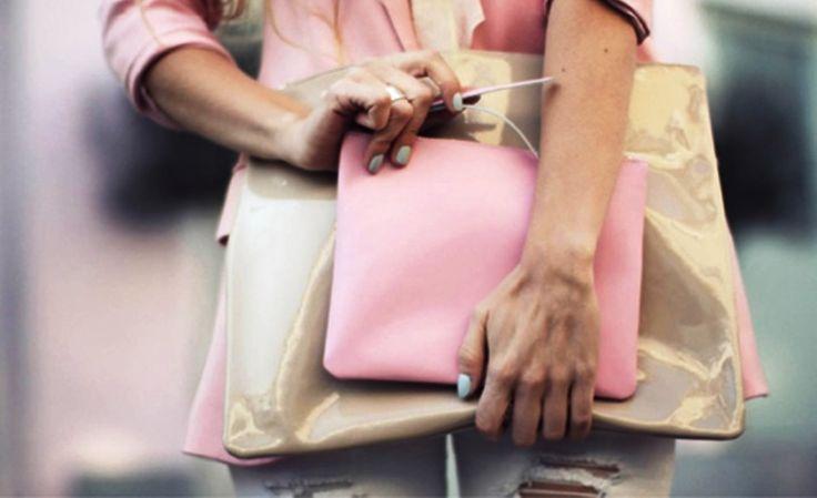 Ποια παστέλ απόχρωση ταιριάζει στα νύχια σας; Όλες είναι κομψές και ρομαντικές. #jennygr