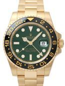 Rolex Oyster Perpetual GMT Master II Hombres 116718LN
