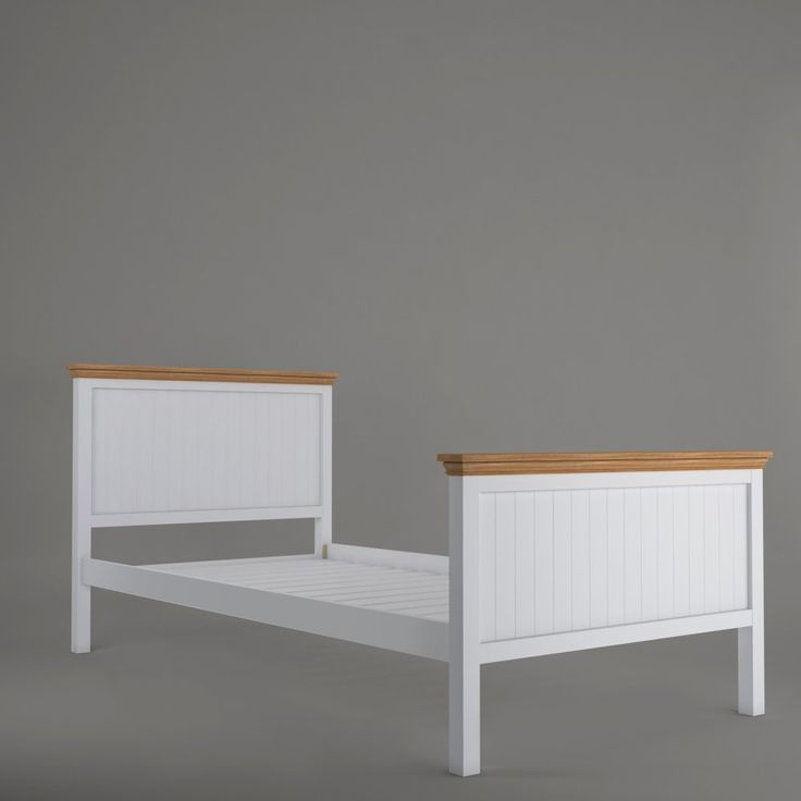Island Breeze Bed Frame - High Foot End