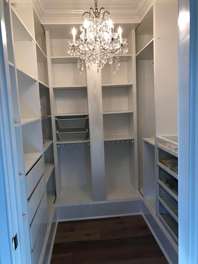 Ikea Pax Hack Walk In Closet Ikeahacks Attic In 2019