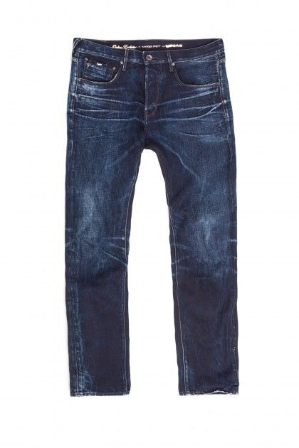 RAUL Y006 - Online Exclusive - Jeans - Man - Gas Jeans online store - Unique piece denim