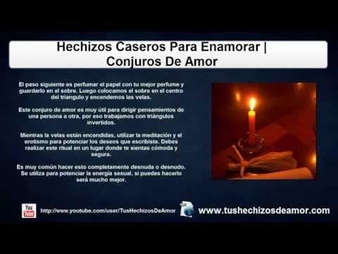 Hechizos Caseros Para Enamorar | Conjuros De Bienquerencia - Tarot del Amor