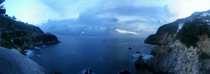 La quebrada, acapulco @Softtek #myphotobook