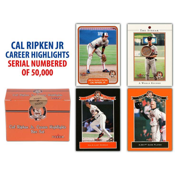Park Art My WordPress Blog_Cal Ripken Jr Rookie Card Worth