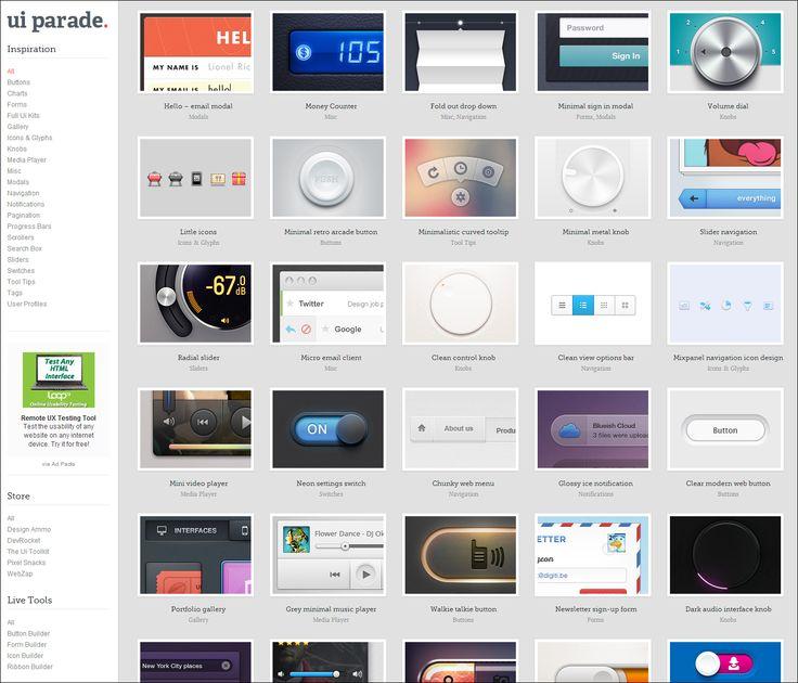 1. 구글에서 제공하는 안드로이드 공식 디자인 사이트 : 안드로이드 UI에 대한 모든게 다 있다고 보면 된다. http://developer.android.com/design/index.html 2. 모바일 디자인 패턴 갤러리 : 동명의 책과 연계된 사이트, 책과 관련된다양한 슬라이드와 각종 스텐실도 공유하고 있다. http://www.mobiledesignpatterngallery.com/mobile-patterns.php 3. 안드로이드 인터랙션 디자인 패턴스…