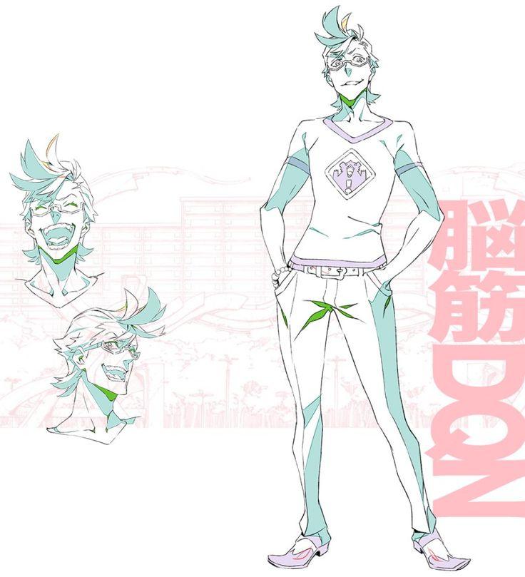 Kiznaiver-Character-Designs-Hajime-Tenga