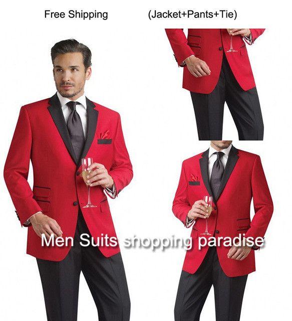 James Bond Suit For Men (Jacket Pants Bow black)