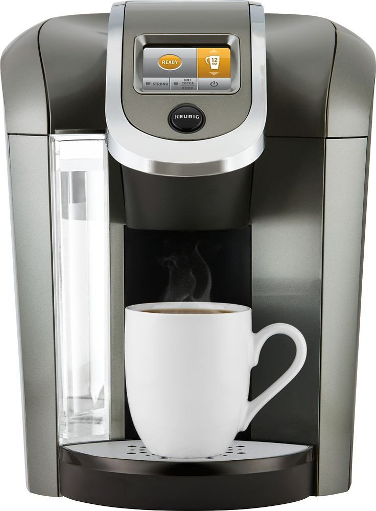 Keurig 2.0 K525 Coffeemaker Platinum (White) Single