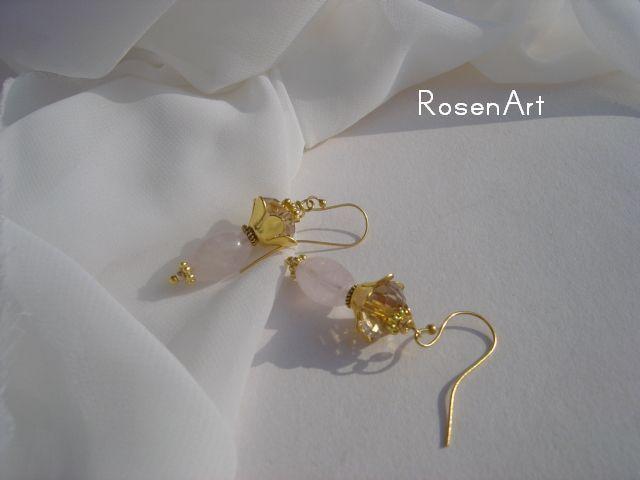 TurmKunst Ohrringe  Diese Türmchen Ohrringe sind gemacht für die dawanda Aktion Kunstraub Nr.5 mit dem Namen TurmKunst.  Die  Ohrringe sind de...