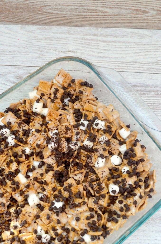 Golden Grahams S'mores Bars | Baking | Pinterest