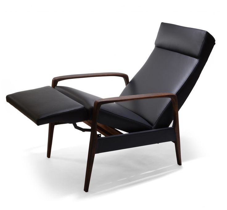 Retro Recliner Armchair
