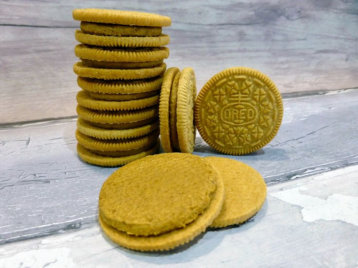 NEW: Limited Edition Cookie Butter Oreos