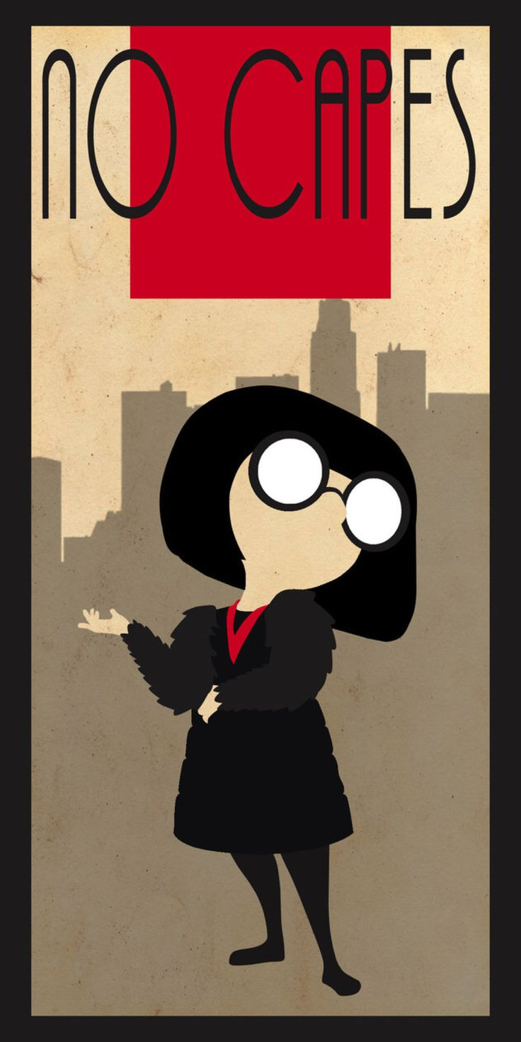 EDNA MODE by Crofflestat on @DeviantArt