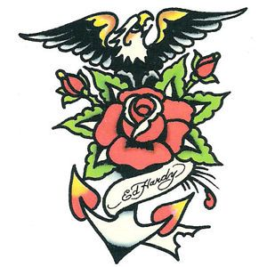 7 best Ed Hardy Tattoos images on Pinterest   Tattoo old ...