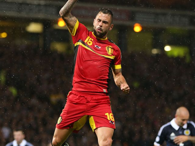 Burnley's Steven Defour ruled out of Everton clash with hamstring injury