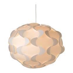 FILLSTA Pendant lamp, white - white - 78 cm - IKEA