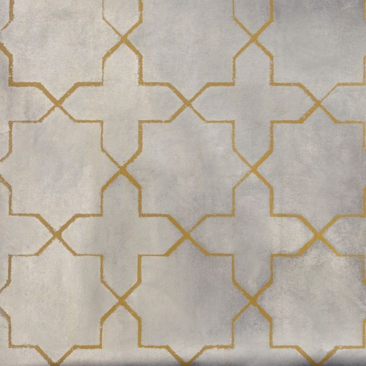 Phillip Jeffries Simply Seamless Wallpaper: Metal Of Medina Marrakesh Metal A Specialty & Metallic