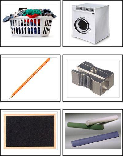 Montessori materiaal -