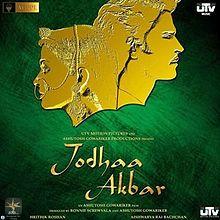 """""""Jodhaa Akbar"""" (2008).  (Aishwariya Rai, Hrithik Roshan)"""