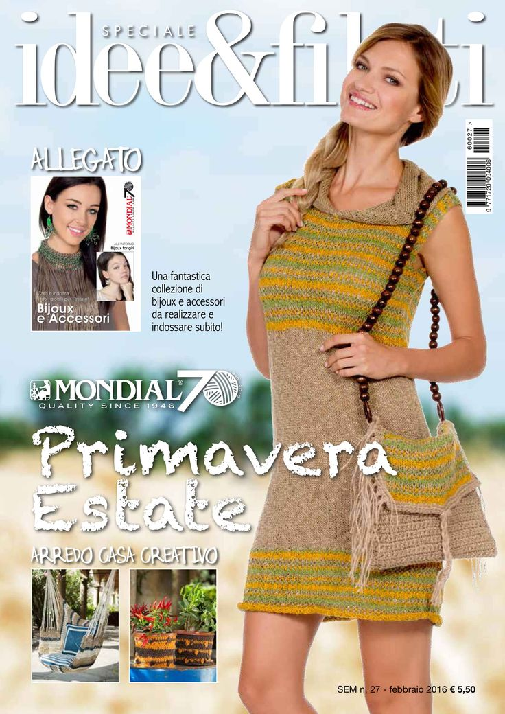 Idee&Filati Speciale Primavera/ Estate n.27