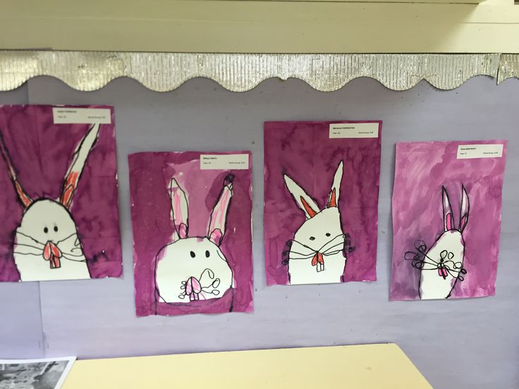 Easter celebrations created by our F/1 students