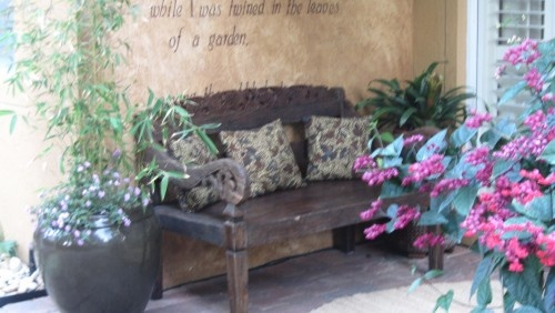 Idea for side porch - view 2