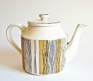 Midwinter Sienna, Jessie Tait, Small Teapot $45