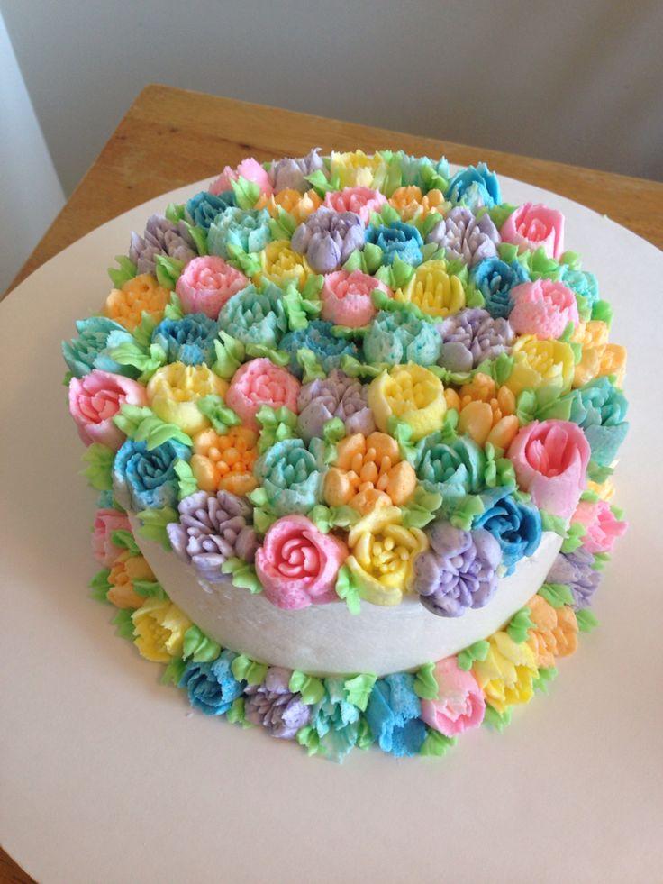 Russian cake tips cake