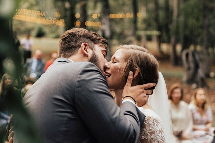 That first kiss tho  #youmaykissthebride    #royaannmillerphotography #destinationweddingphotographer #wedding #weddingday #firstkiss #atlantaphotographer #bohochic #adventurouswedding #weddingphotography #weddingphotographer #fineartweddingphotography #rusticwedding #portrait #portraitphotographer #documentaryweddingphotographer #weddinginspiration #weddingceremony #modernwedding #brideandgroom