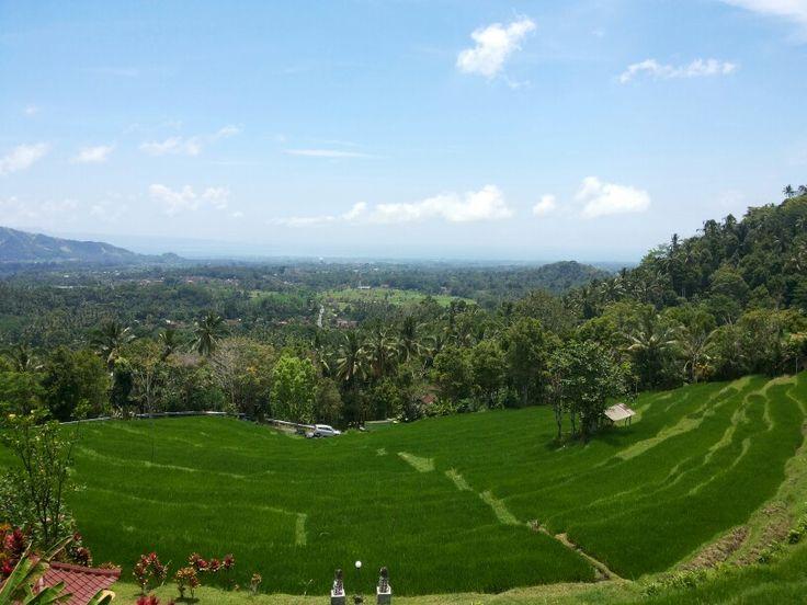 Bukit Jambul, Karangasem, Bali
