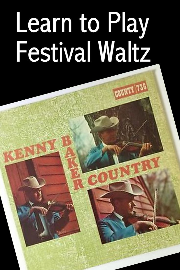 """This tune is from the great Bluegrass fiddler KennyBaker. I bought all of Baker's LP as they were released across the 70s and 80s.It first appeared on County LP 736 """"Kenny Baker Country"""" in 1972."""
