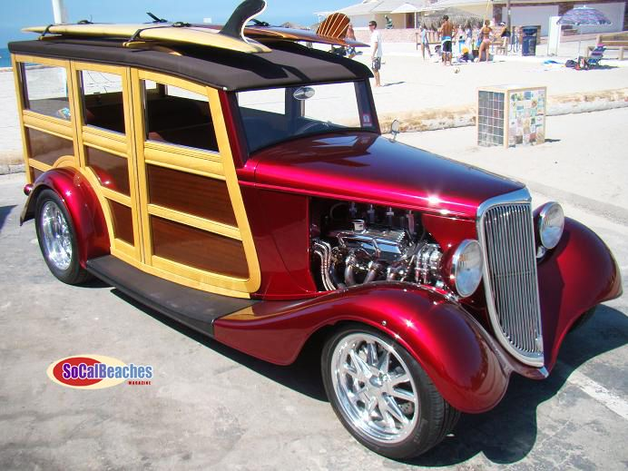 Woodys Rv World >> A classic woodie hot rod featured on Classic Cars TV ...