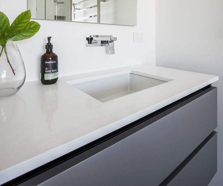 City Beach - Ensuite & Bathroom renovation by Retreat Design    #design #bathroom #renovation #interiordesign #oak #altamarea #cabinetry