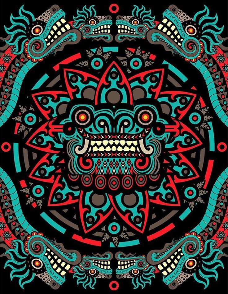 quetzalcoatl designs - photo #33