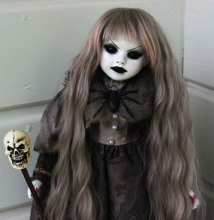 Creepy Names For Dolls