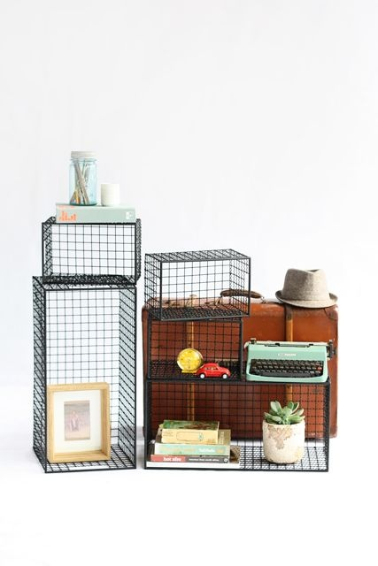 i love bokkie's Mesh storage baskets | House and Leisure