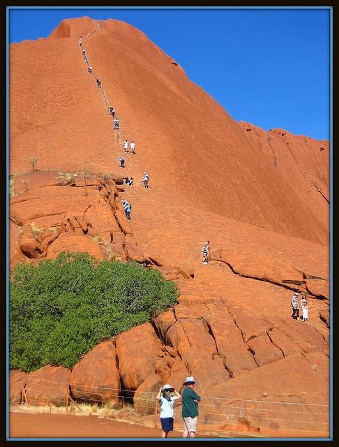 Uluru - Ayers Rock Northern Territory Australia