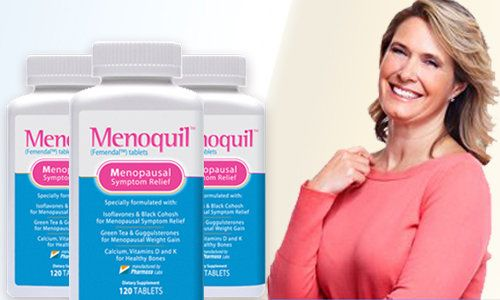 Natural Remedy For Menopause Relief  | Product Reviews in