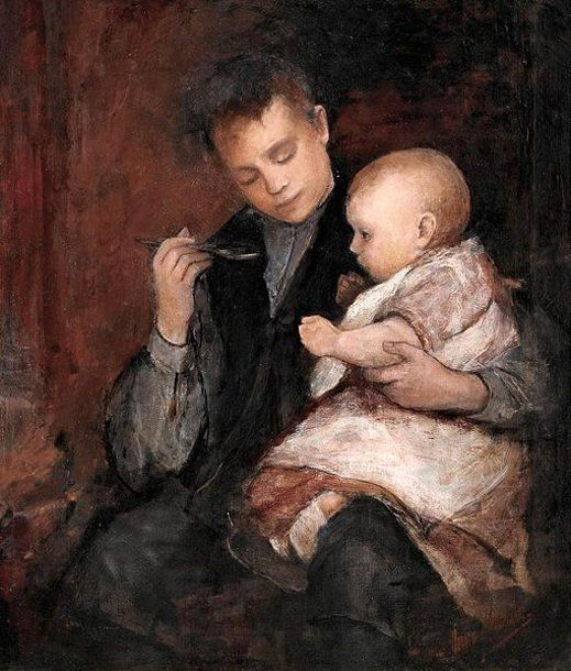 Anna Nordgren (1847 – 1916, Swedish)