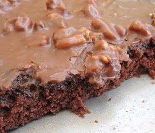 texas sheet cakeDesserts, Cake Recipe, Chocolates, Yummy Food, Sweets Treats, Recipe For Texas Sheet Cake, Sheet Cakes, Sheetcake, Baking Soda