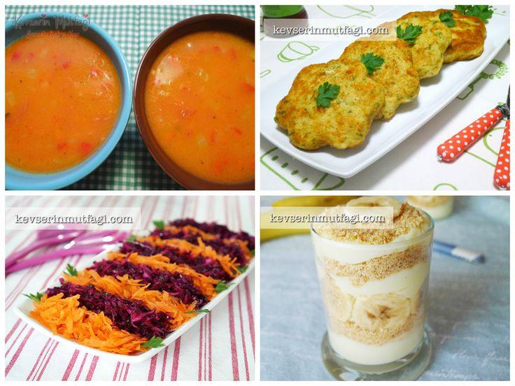 Günün Menüsü 21 Aralık - Kevser'in Mutfağı - Yemek Tarifleri